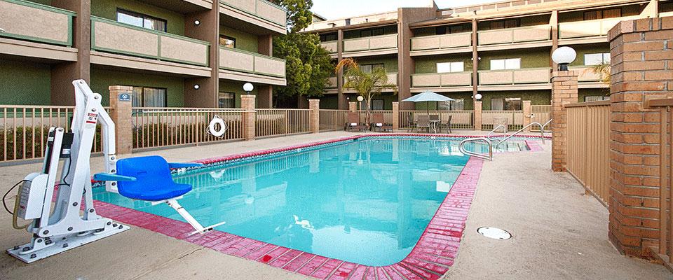 Best Western Gilroy Hotel Pool Jpg