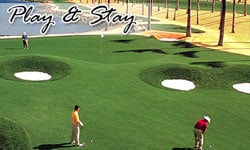 Gilroy Hotel Golf Package