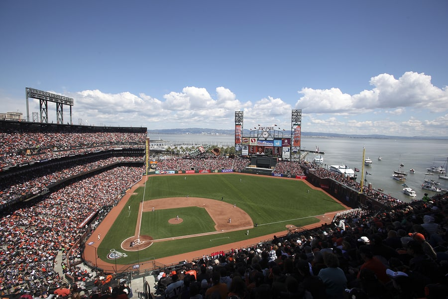 How would you like to Win Free Tickets to See the San Francisco Giants at AT&T Park?