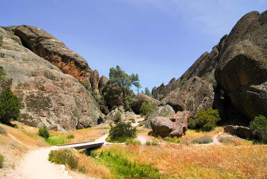 Pinnacles National Monument – Hiking with Ranger Roy