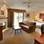 Gilroy California Executive Hotel Suite