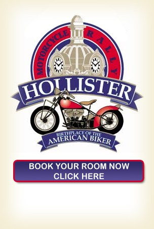 Hollister 4th of July Rally Hotels