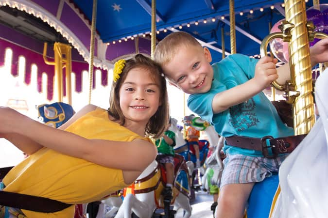 Gilroy Gardens Family Theme Park Spring Getaway