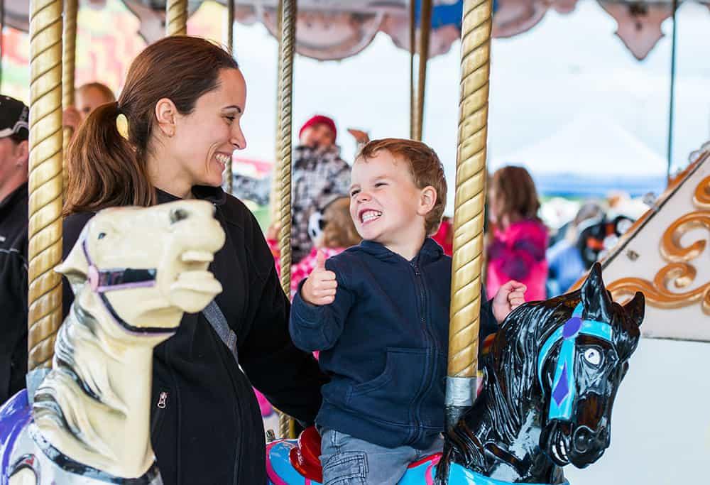 Guaranteed Fun at the Gilroy Gardens Family Theme Park