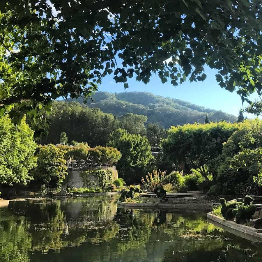 gilroy gardens landscape
