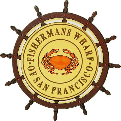 Fishermans Wharf of San Francisco